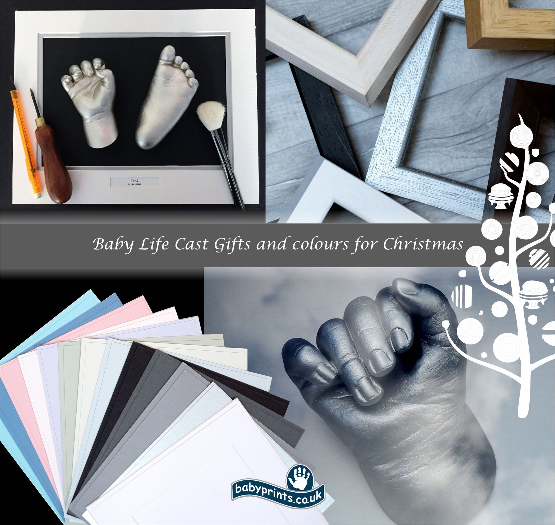 Christmas time out at Babyprints