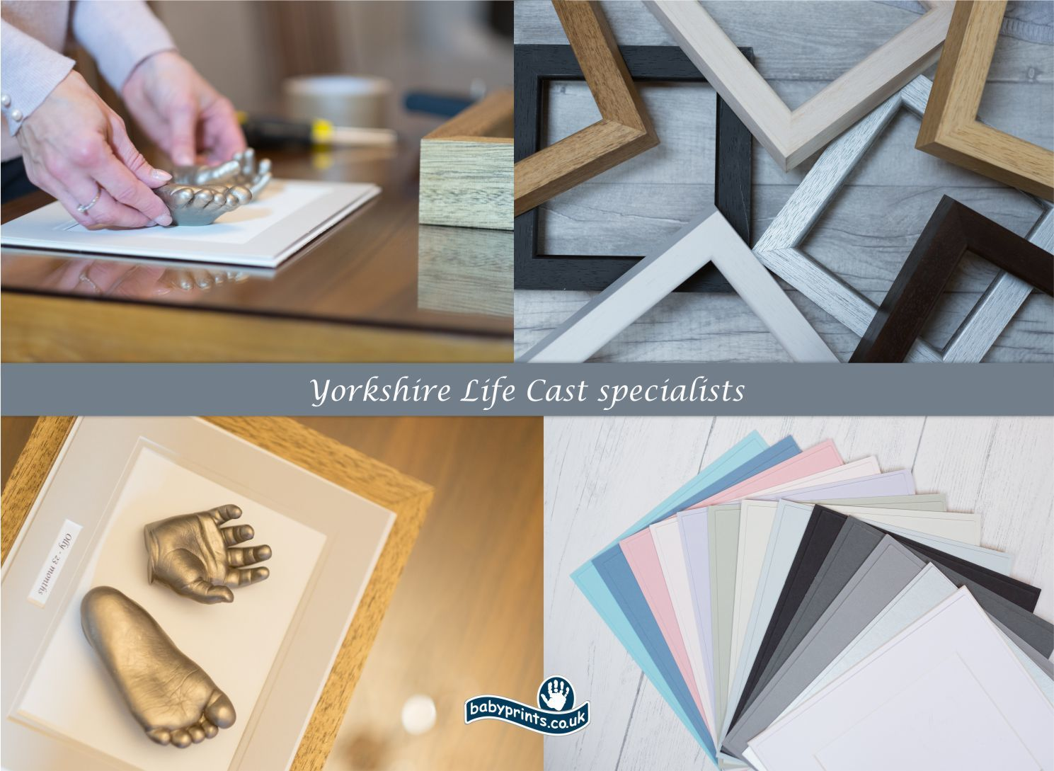 Yorkshire Life Cast specialists