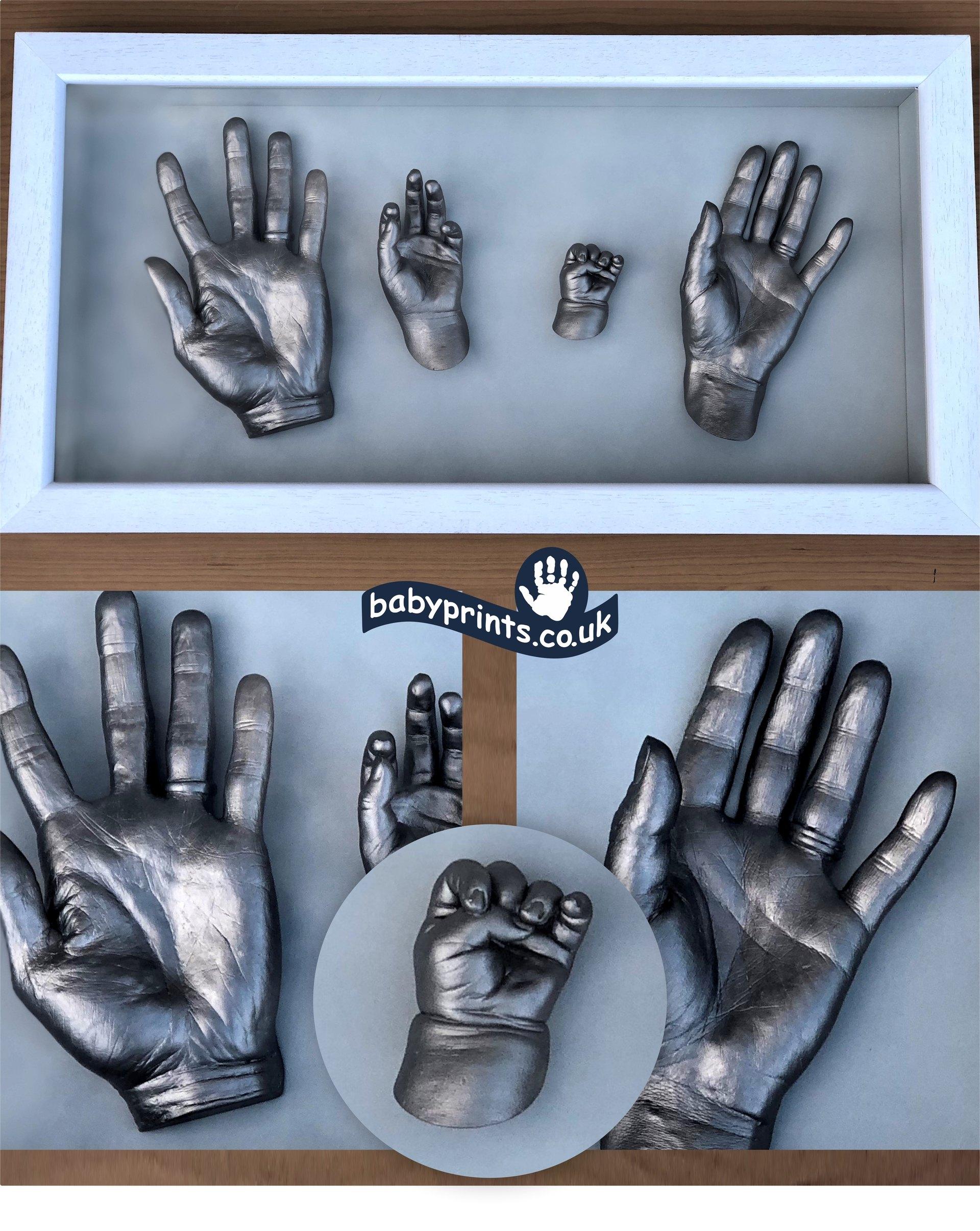 Bespoke family handcasting