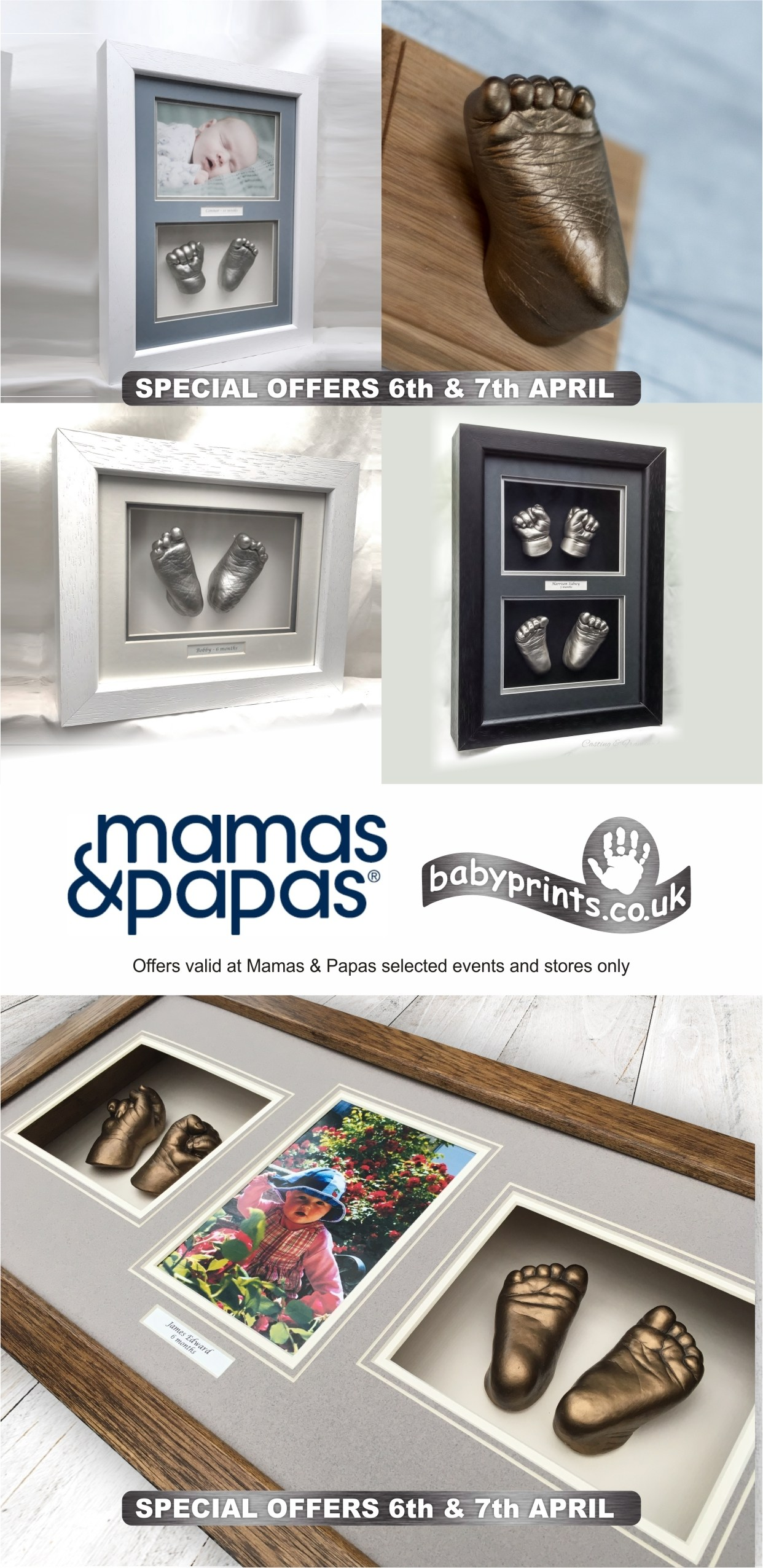 Mamas & Papas Baby Event