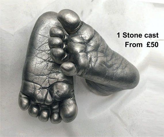 Babyprints-Stone-Casts